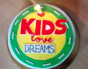 URODZINY KIDS LOVE DREAMS